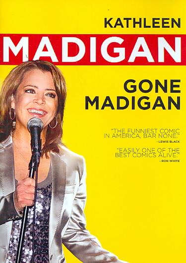 KATHLEEN MADIGAN:GONE MADIGAN BY MADIGAN,KATHLEEN (DVD)