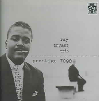 RAY BRYANT TRIO BY BRYANT,RAY (CD)
